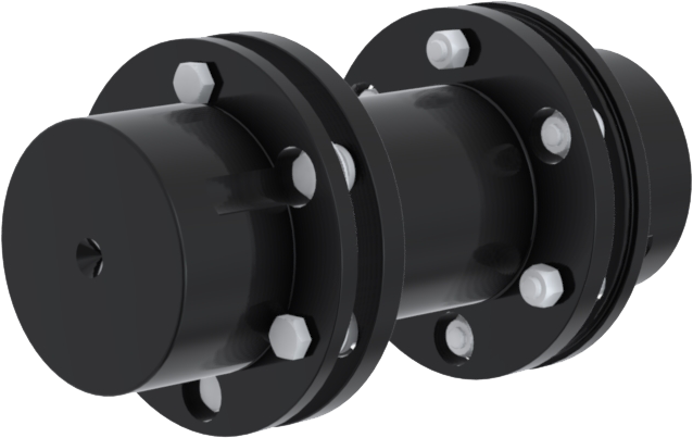 Disc Coupling - DLC Series